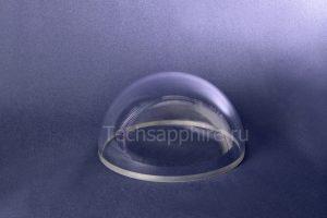 полусферы и гиперсферы из сапфира